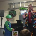 kids party magician rochester mi
