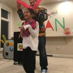 kids party magician shelby township michigan