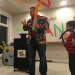 magician for kid birthday party rochester michigan
